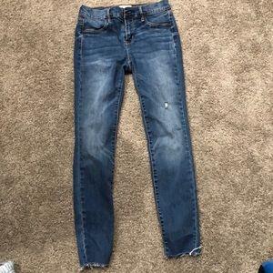 PacSun dark wash jeans